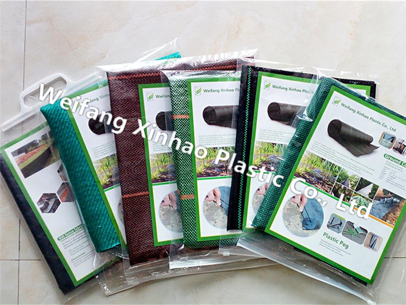 PP Ground Cover Fabric